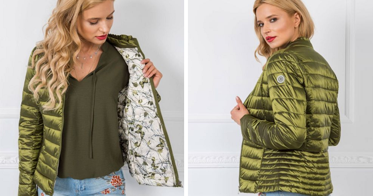Damskie kurtki przejściowe – modne fasony