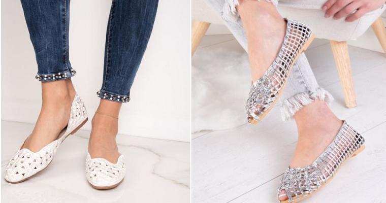 Baleriny i lordsy – modne buty na wiosnę