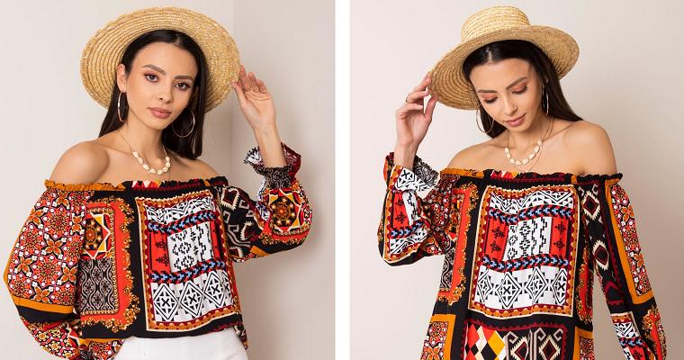 Bluzki damskie na wiosnę – najmodniejsze modele