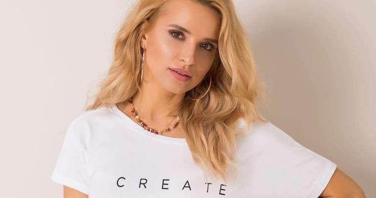 T-shirty damskie z bawełny – wybierz swój ulubiony
