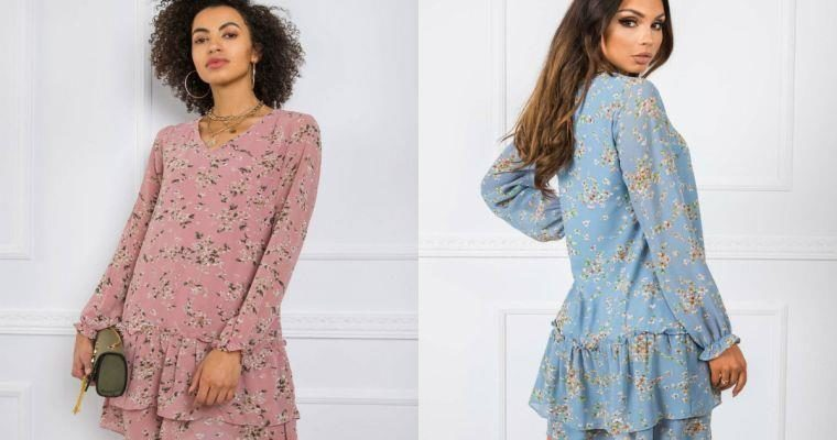 Sukienki w kwiaty na wiosnę 2020 – prawdziwy hit!