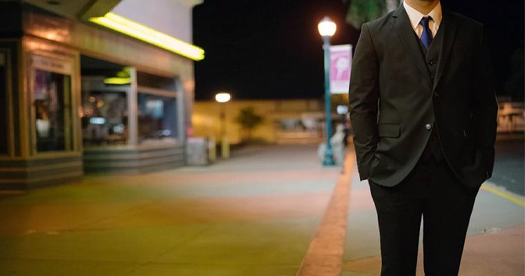 Eleganckie spodnie męskie w jesiennej odsłonie
