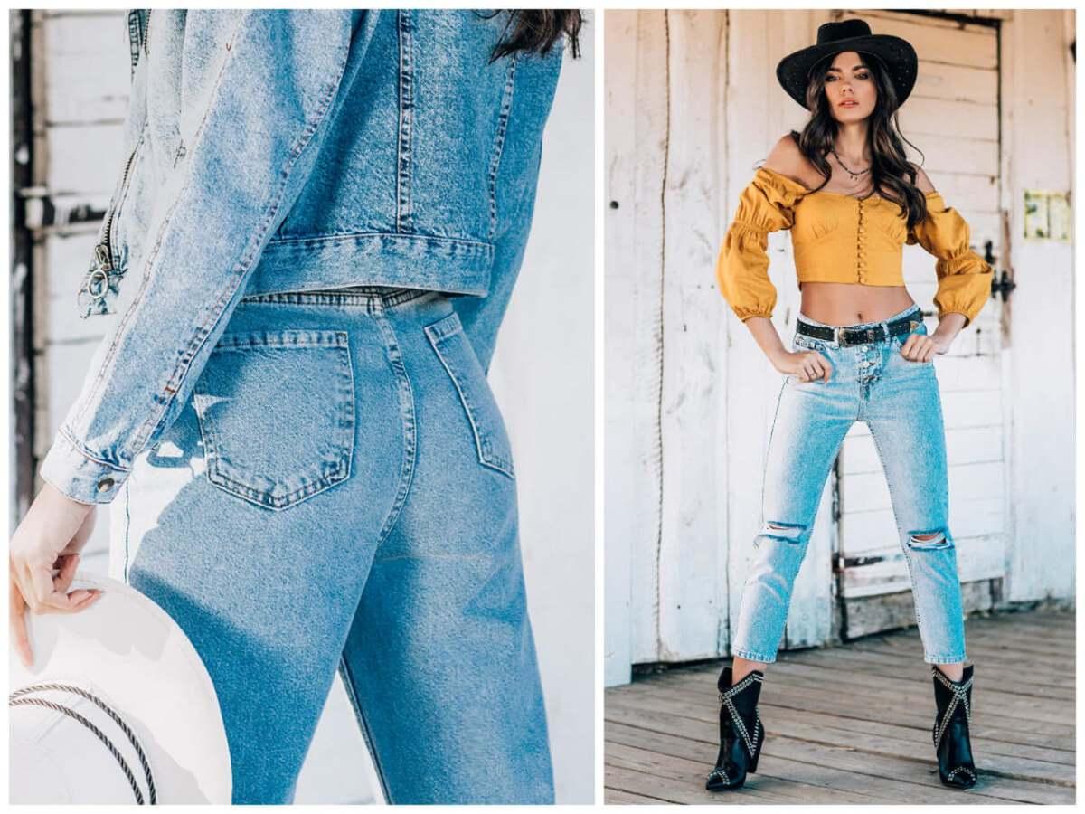 Damskie jeansy – jak je dobrać do sylwetki?