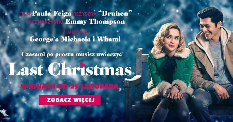 """Film LAST CHRISTMAS z gwiazdą """"Gry o tron""""!"""