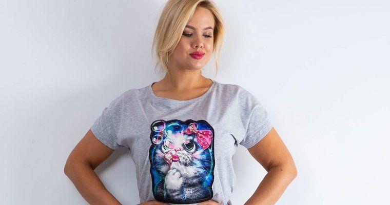 Modne koszulki w dużych rozmiarach – mamy kilka propozycji!