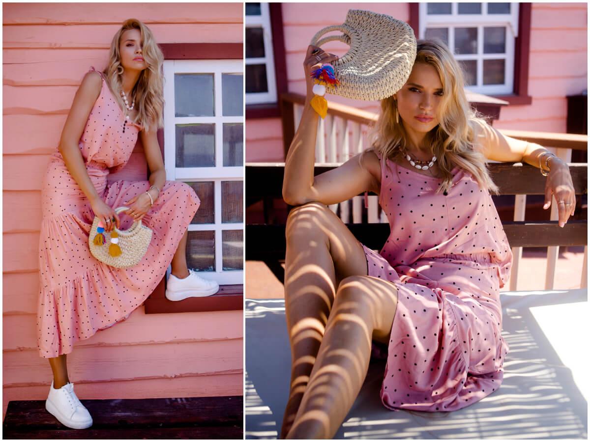 Pastelowe kolory ubrań – idealne na wiosnę