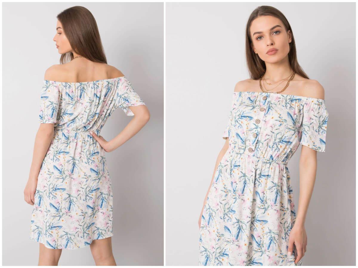 rodzaje dekoltów w sukienkach ze sklepu ebutik.pl