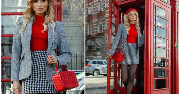 Brytyjski styl w modzie – get the London look!