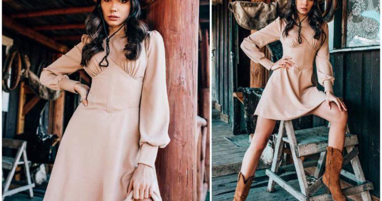 Styl country – modne kowbojskie stylizacje