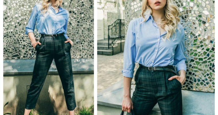 Koszule w paski – pomysły na ciekawe stylizacje