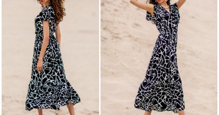 Sukienka maxi – czy nadal jest w modzie?