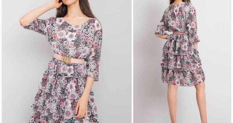 Sukienki w kwiaty – komu pasują i jak je nosić?