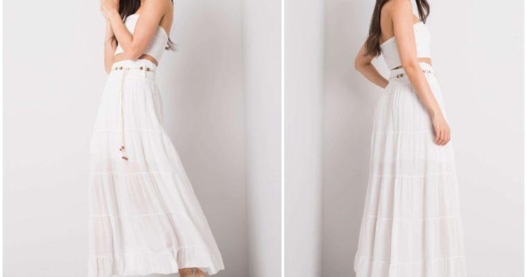 Spódnica maxi – zmysłowe fasony w stylizacjach