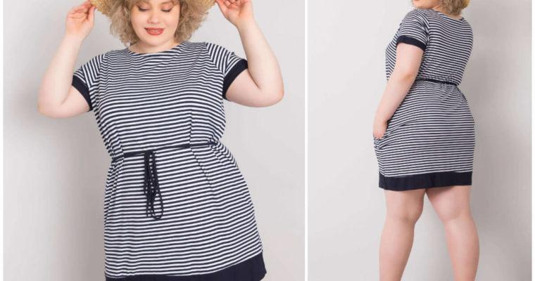 Sukienka plus size na lato – odkryj same hity