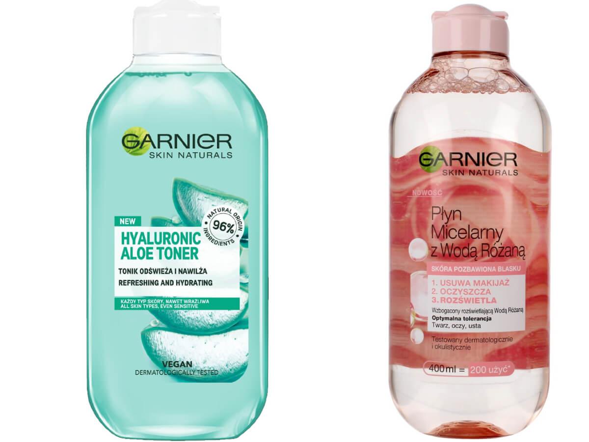 Kosmetyki marki Garnier pomogą Ci wykonać codzienne oczyszczanie twarzy
