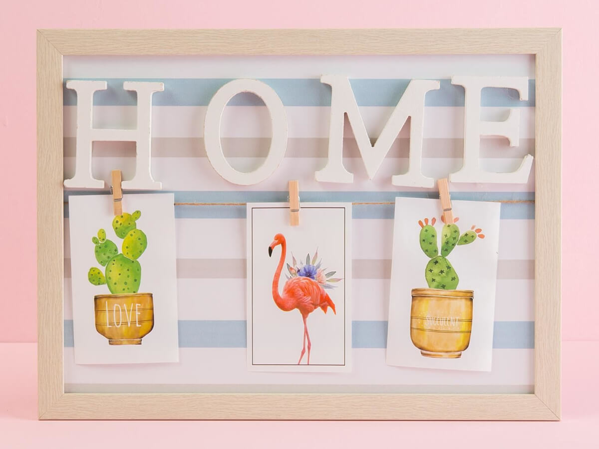 Dekoracje do domu w letnim klimacie
