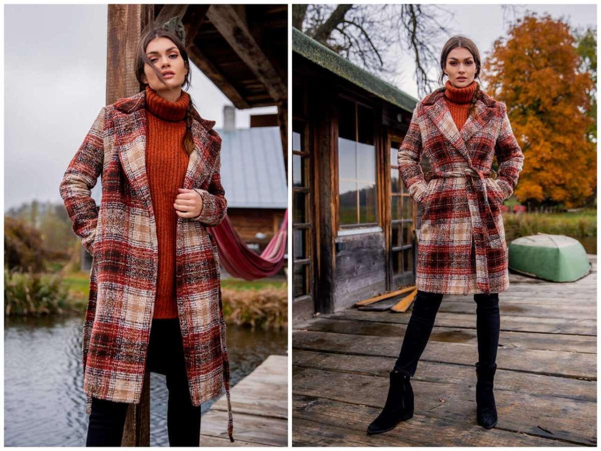 Płaszcz damski w jesiennych stylizacjach