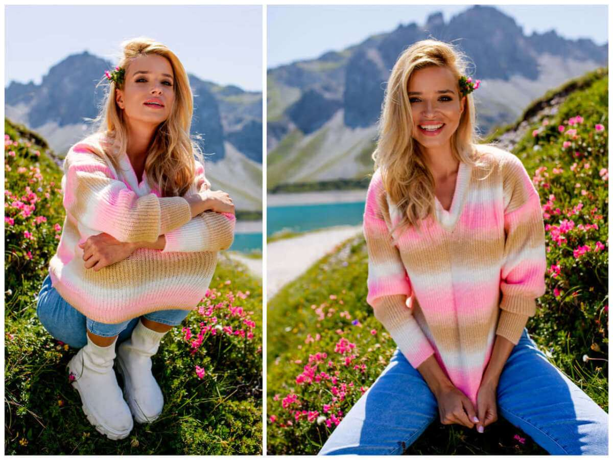 Swetry damskie w pastelowych kolorach – czuj się modnie i kobieco!