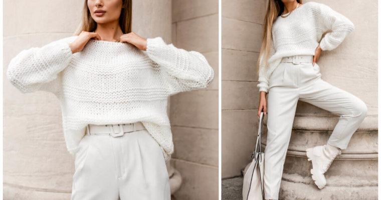 Swetry damskie – poznaj ich modne rodzaje!